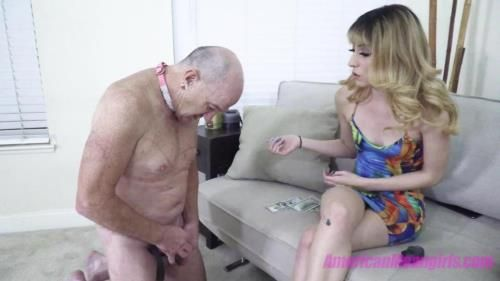 Princess Amber, Queen Grace - Ballshocking For Dollars