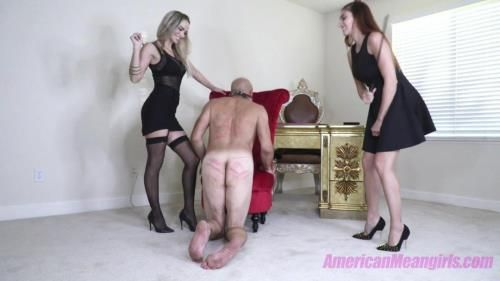 Princess Mia, Goddess Platinum - Why The Fuck Does A Male Work Here