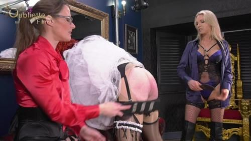Mistress Krush, Lady Dark Angel - Natalies Beating