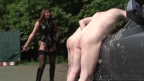 Mistress Carly - Dirt Lickers - Part 1