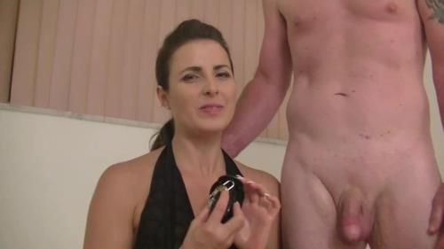 Helena Price Home Movies 16 - Putting My Cuckold In Chastity Forever