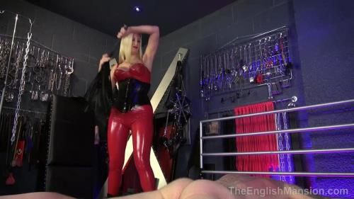 Mistress Nikki Whiplash - Broken By Her Strapon - Part 1