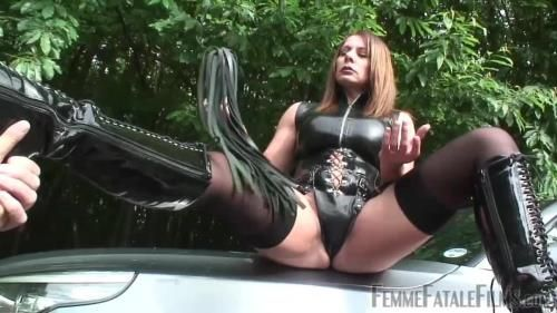 Mistress Carly - Dirt Lickers - Complete Film