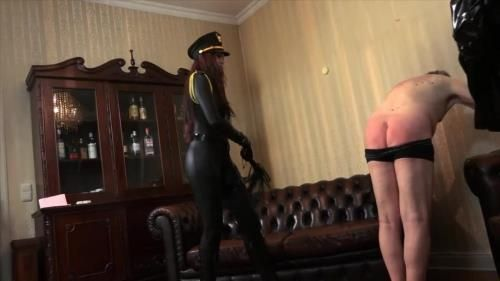 Lady Sofia, Mistress Nemesis - Useless Slave Sent Back After Whipping