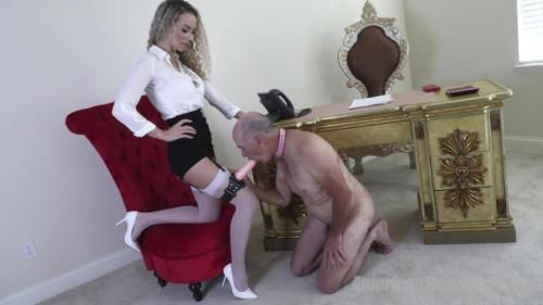 Goddess Platinum - Learn To Suck Dick Good