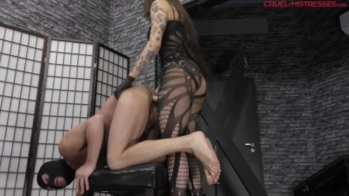 Mistress Cleo - Rough Assfuck With Cleo