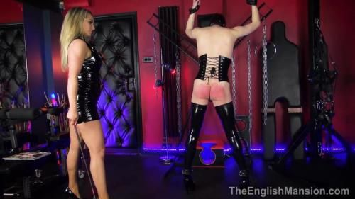 Mistress Courtney - Caught For A Caning - Complete Film