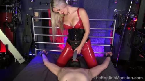Mistress Nikki Whiplash - Broken By Her Strapon - Part 2