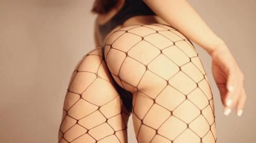 Weak For Fishnet, Starving For Ass