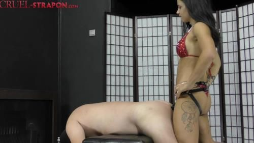 Mistress Mira - Punishment With A Huge Cock 3