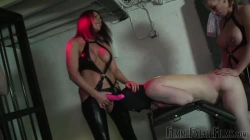 Mistress B, Mistress Carly - Rough Fuck - Part 2