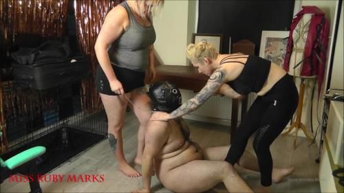 Miss Ruby Marks, Bdsm Mia - Fitness Bitch Boy