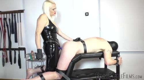 Divine Mistress Heather - Slipping It In You - Part 2