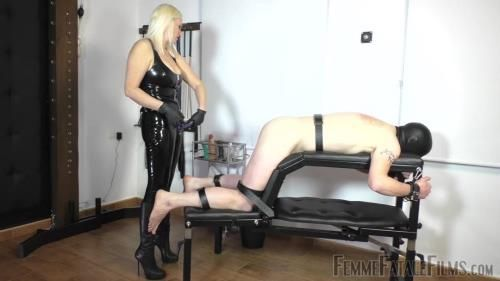 Divine Mistress Heather - Slipping It In You - Complete Film