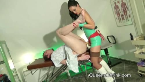 Fetish Liza - The Dna Collector