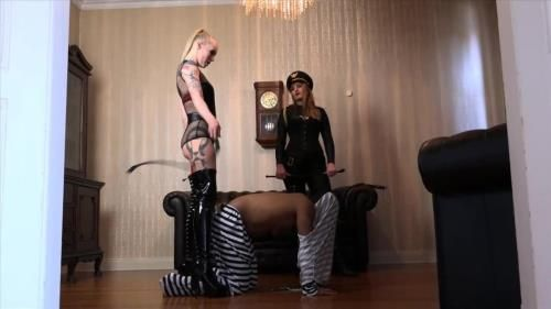 Mistress Nemesis, Mistress Madita - Give Us The Password