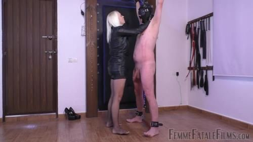 Divine Mistress Heather - Hung Out To Bust - Part 2