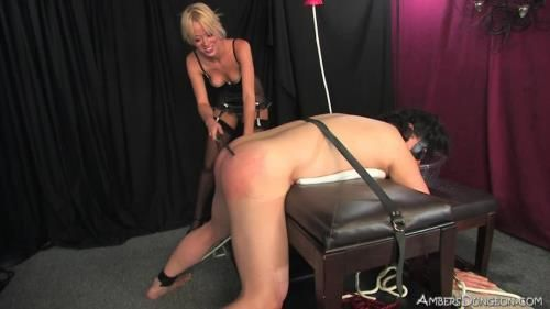 Mistress Rebecca - Blowing Bubbles