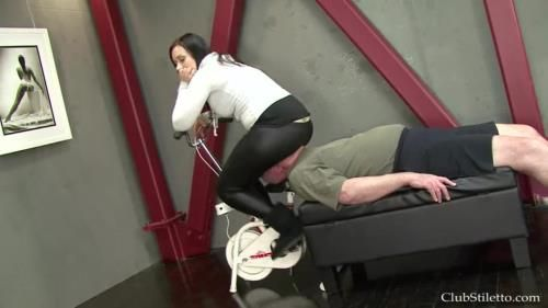 Mistress Kate - Face Rubbed Raw