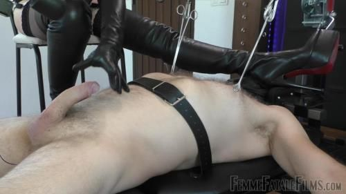Divine Mistress Heather - Making Me Wet - Part 2