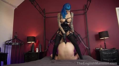 Mistress Bliss - Bound Anal Pound - Complete Movie