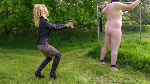 Miss Suzanna Maxwell - Two-Way Whipping - Part 2
