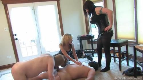 Miss Lydia, Mistress Maya - Double Humble