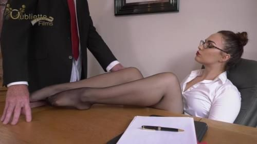 Mistress Serena - My Office Bitch Lunch Time Duty