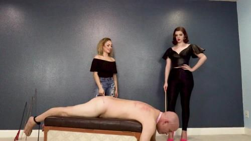 Mistress Dandy - Goddess Drayas Very First Caning