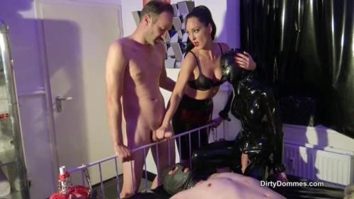 Lady Blackdiamoond, Fetish Liza - His First Taste Of Cum