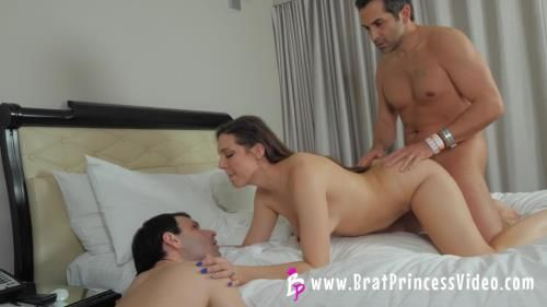 Sadie - Gets Fucked By Her Bull While Cuck Must Watch