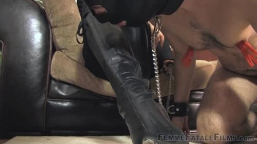 Mistress Eleise De Lacy - Becoming Her Slave - Complete Film