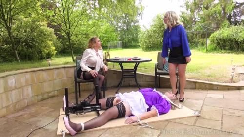 Miss Suzanna Maxwell, Mistress Sidonia - Displayed Maid - Complete Movie