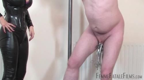 Mistress Vixen - Clamping To Extremes - Complete Film