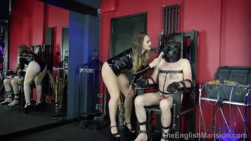 Goddess Serena - Tormented In The Chair - Complete Movie