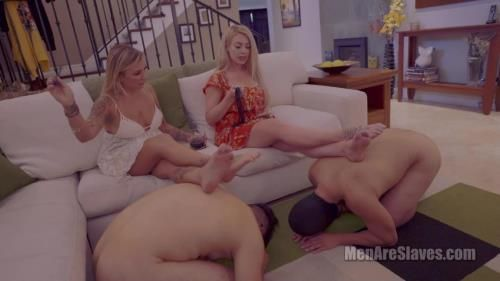 Sorceress Bebe, Mistress Kayla - Typical Girls Night, Part 1