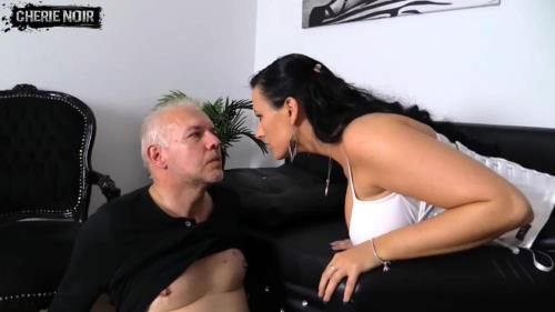 Cherie Noir - Nasty chastity belt Quickie! More you do not deserve - Hard And Uncut