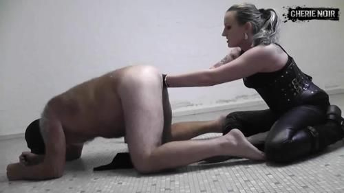 Cherie Noir - Too hard! Ass Orgasm by StrapOn-Goddess