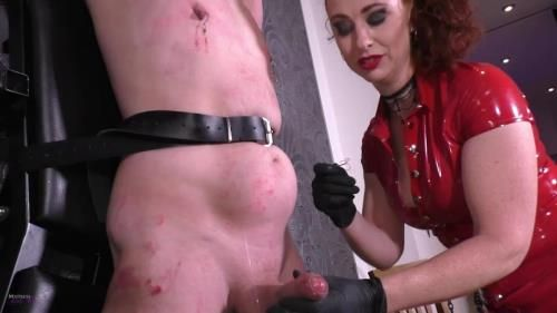 Mistress Lady Renee - Hooked On The Cross