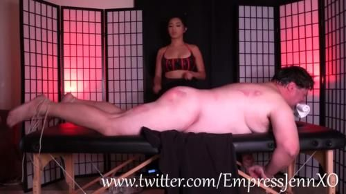 Empress Jennifer - Sexy Spa Sadism