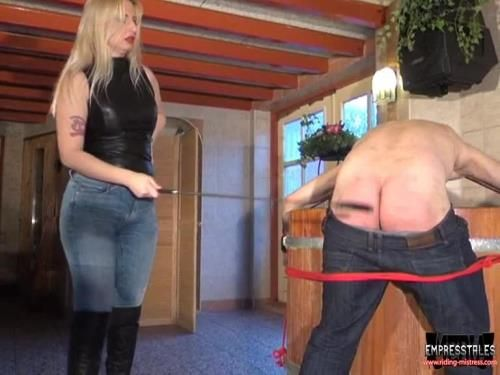 Kelly Kalashnik - Cowslave Whipping Punishment