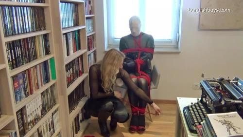 Lady Larissa - Overwhelmed, Transformed And Chairtied