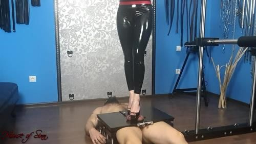 Mistress Lilse Von Hitte - A Personal Play With Mistress Lilse Von Hitte