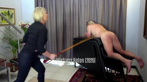 Mistress Baton - The Interrogation