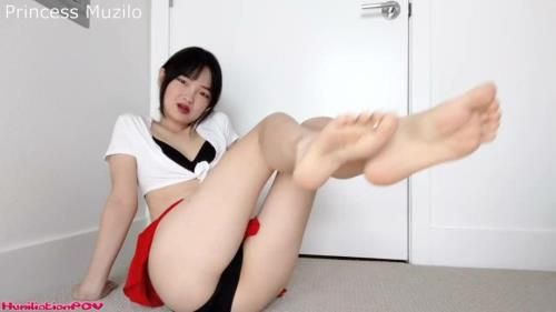 Pay My Feet Step-Daddy, You Fucking Disgusting Old Perv