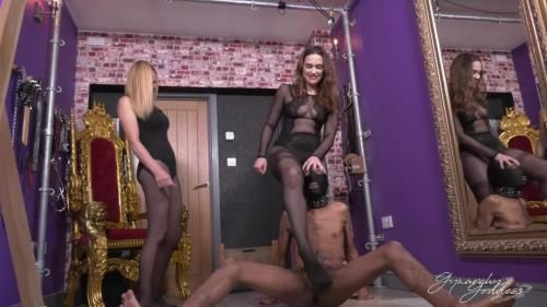 Goddess Gynarchy - Manhood Annihilation