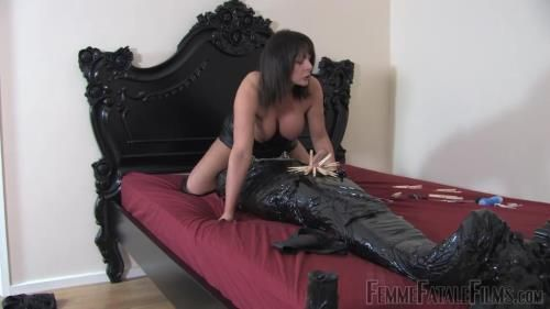 Mistress Carly - Fucked And Milked - Complete Film