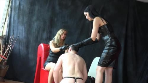 Mistress Stella, Mistress Nemesis - The Shoe Fetching Game