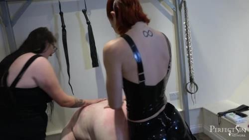 Miss Alexa, Miss Flora - Pegging And Pounding