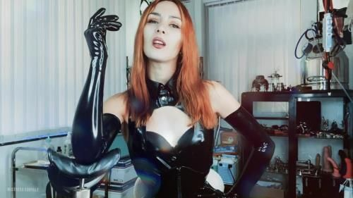 Mistress Euryale - My Electro Latex Slut